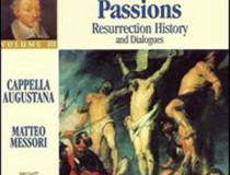 Schuetz Passions – Cappella Augustana