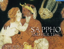 Sappho and her time – Ens. Melpomen